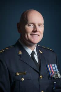 Chief Adam Palmer