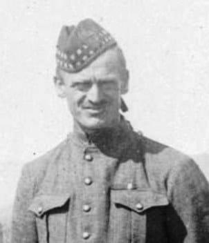 Harry Hayward Symes - Valcartier 1915