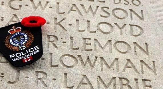 Reginald Lemon Vimy Memorial